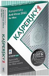 Kaspersky Anti-Virus for Mac does not shutdown