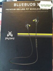 Jaybird Bluebuds X - quality issues