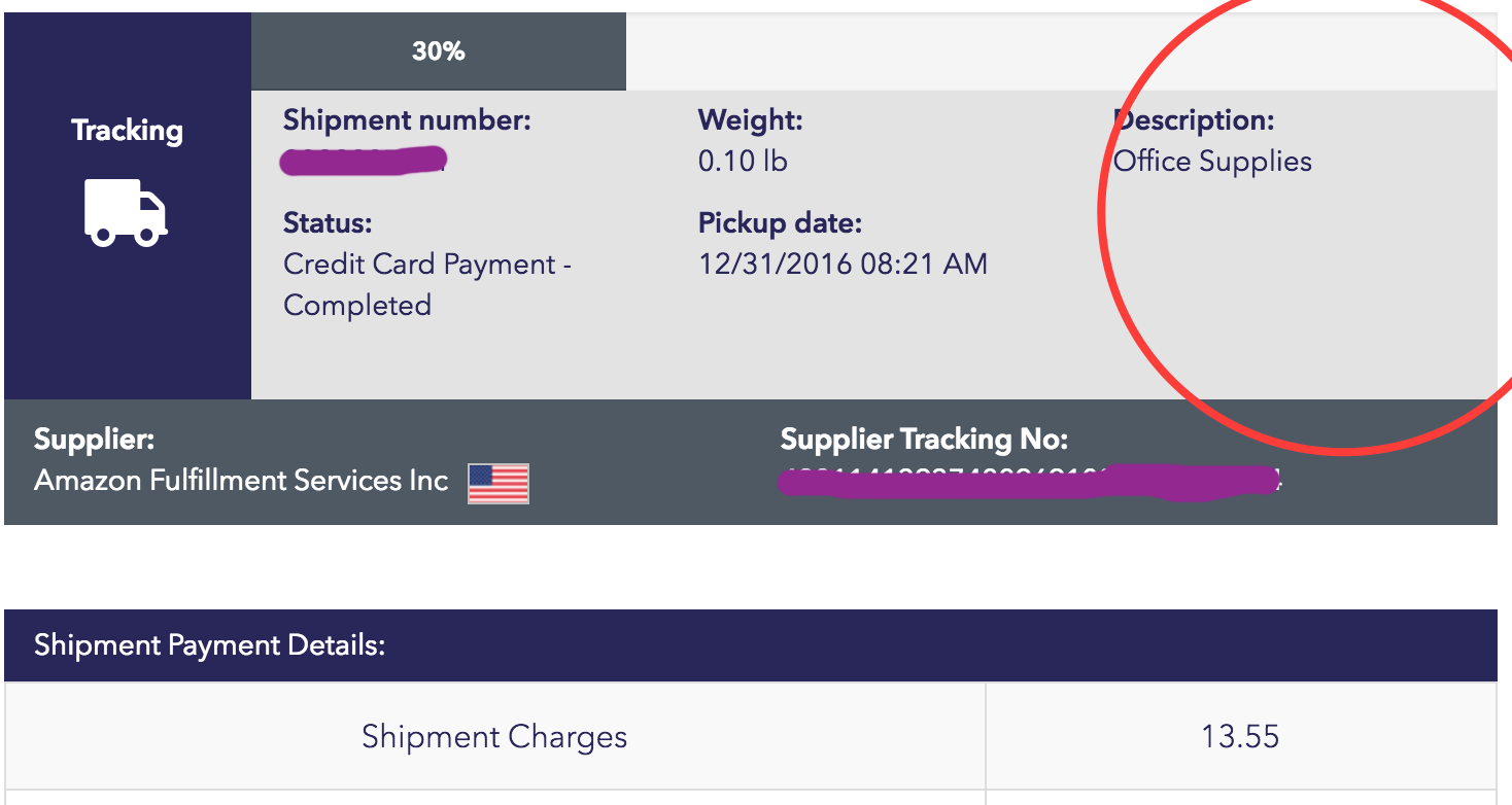 Importing with Aramex Global Shopper - so much potential, but