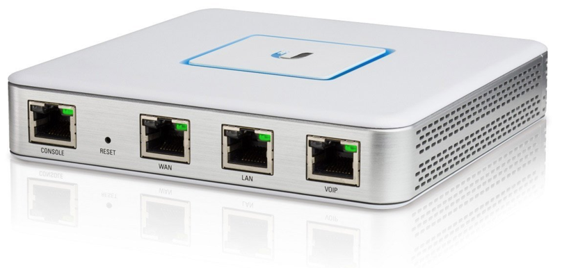 Ubiquiti - Replacing my home-network and making fibre work with