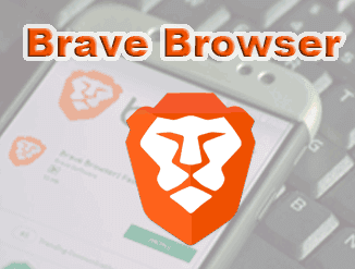 Download Brave, a secure and adblocking browser